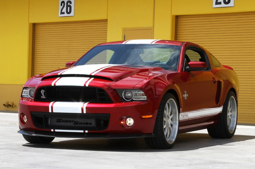 Shelby Announces 2013 Gt500 Super Snake With Up To 850