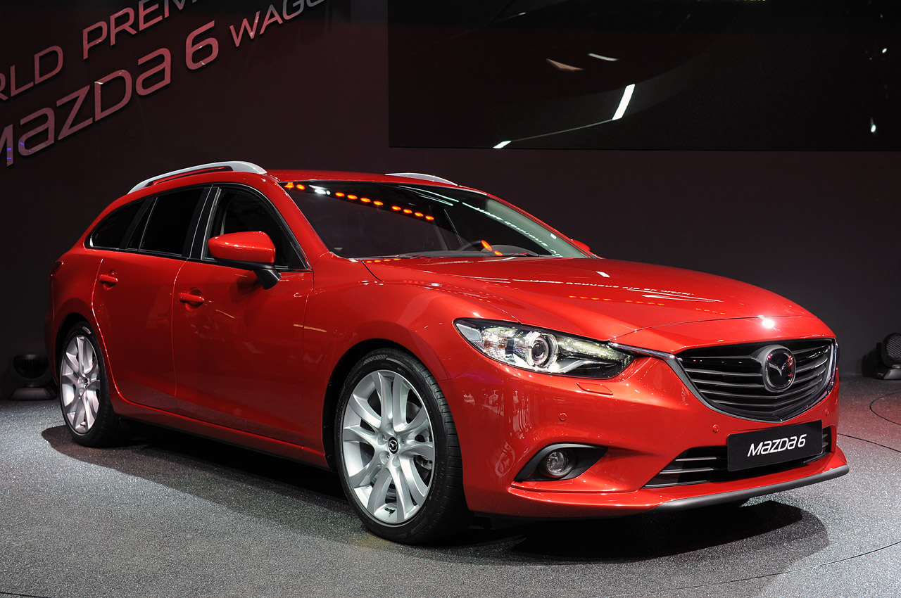 2014 mazda6 family melds efficiency sexiness autoblog. Black Bedroom Furniture Sets. Home Design Ideas