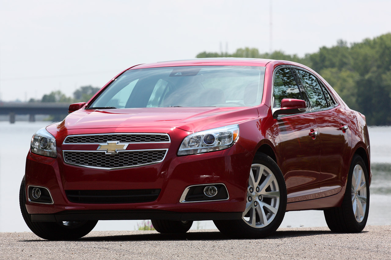 gm recalls 8 500 chevrolet malibu models for rear suspension glitch. Cars Review. Best American Auto & Cars Review