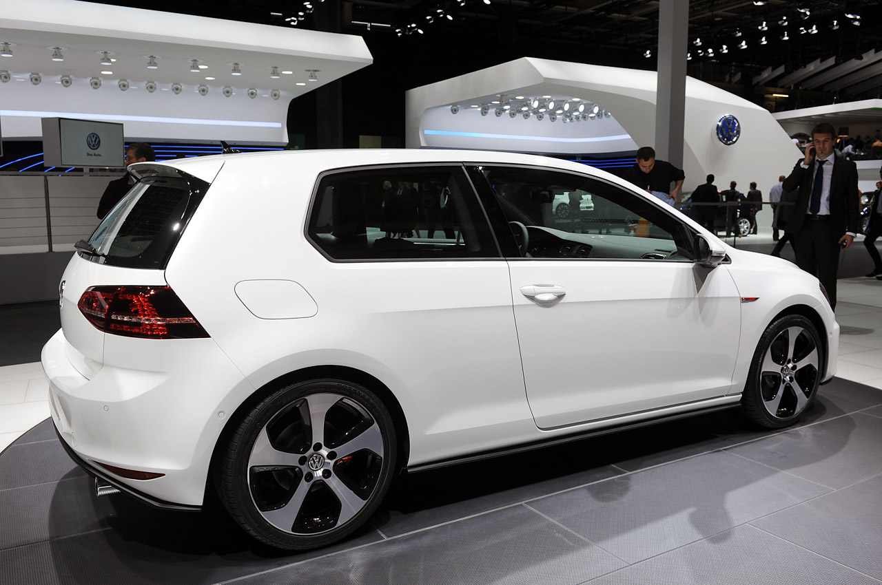 Volkswagen GTI Concept is ready to carry the hot hatch torch - Autoblog