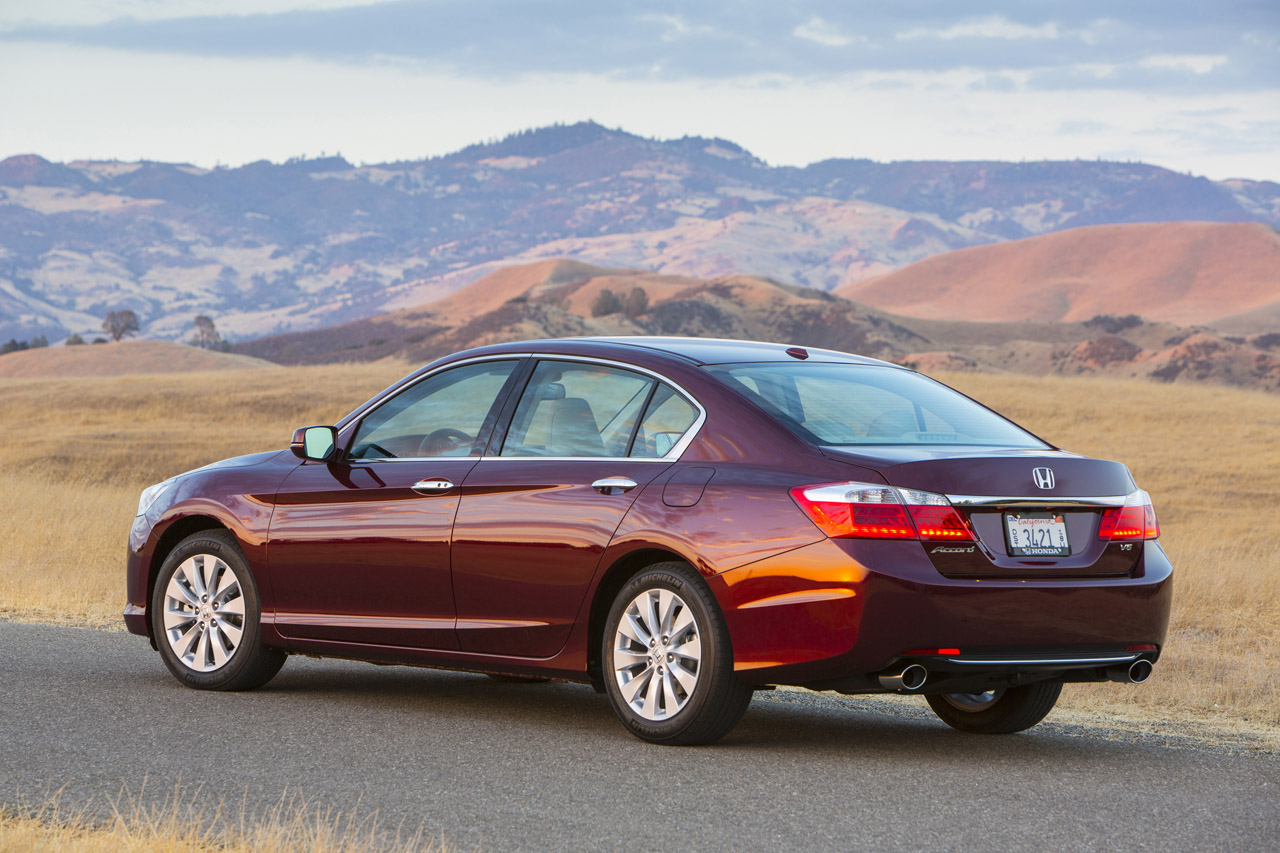 2013 honda accord ex l sedan photo gallery autoblog for Honda accord exl 2013