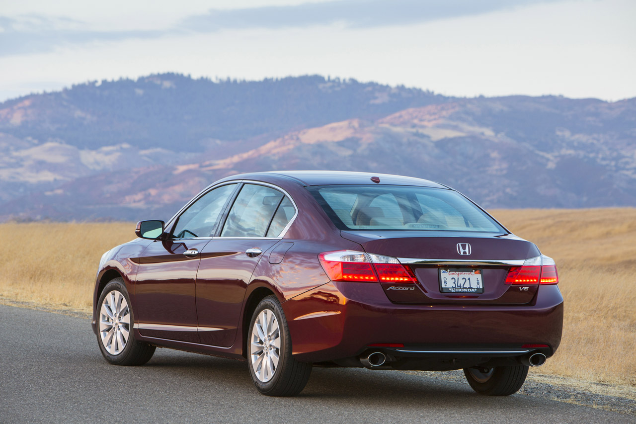 2013 honda accord ex l sedan photo gallery autoblog for Honda accord used 2013