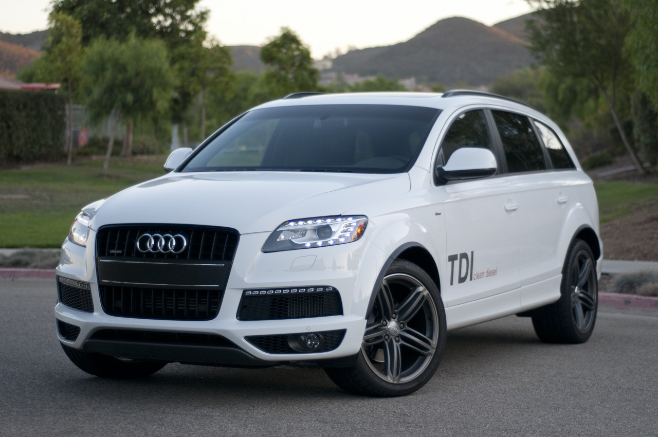 2012 Audi Q7 Tdi Quick Spin Photo Gallery Autoblog