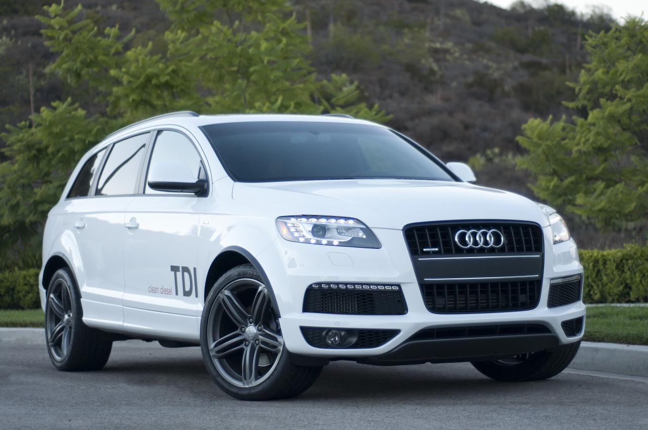 Audi Q8 Crossover Coupe Thing Approved For Production