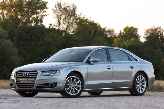2013 Audi A8L 3.0T Quattro