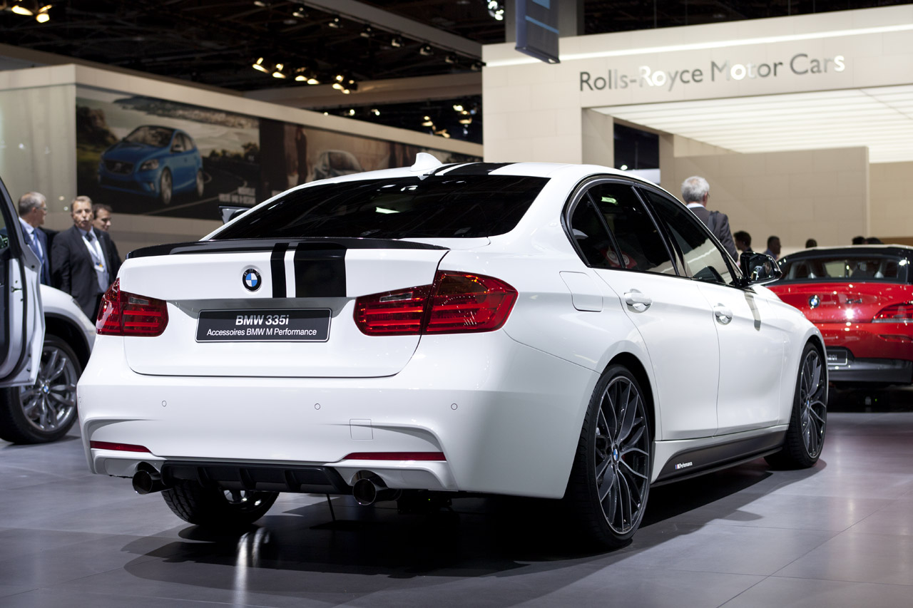 2013 bmw 3 series m performance paris 2012 photo gallery autoblog. Black Bedroom Furniture Sets. Home Design Ideas