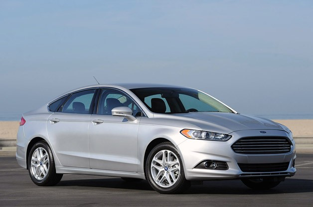 Related Gallery 2013 Ford Fusion: First Drive