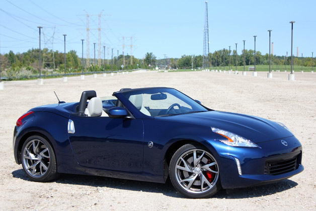 Quick Spin: 2013 Nissan 370Z Roadster Touring   ClubLexus   Lexus Forum  Discussion