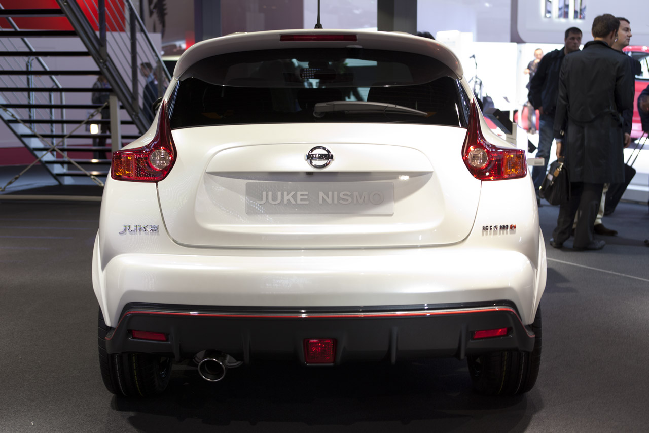 2013 nissan juke nismo closer to coming to america autoblog. Black Bedroom Furniture Sets. Home Design Ideas