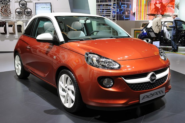 Opel Adam is the small induce to proceed the large turnaround