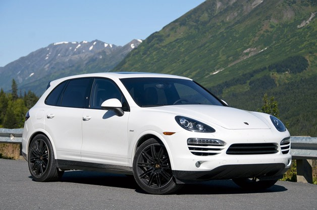 2013 porsche cayenne diesel w video. Black Bedroom Furniture Sets. Home Design Ideas