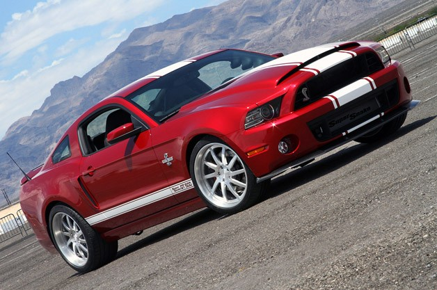 Shelby announces 2013 GT500 Super Snake with up to 850 horsepower