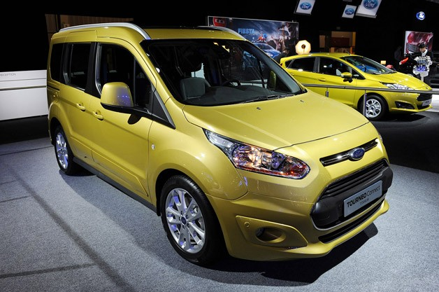 2014 Ford Transit Connect adds form to function [w/video]
