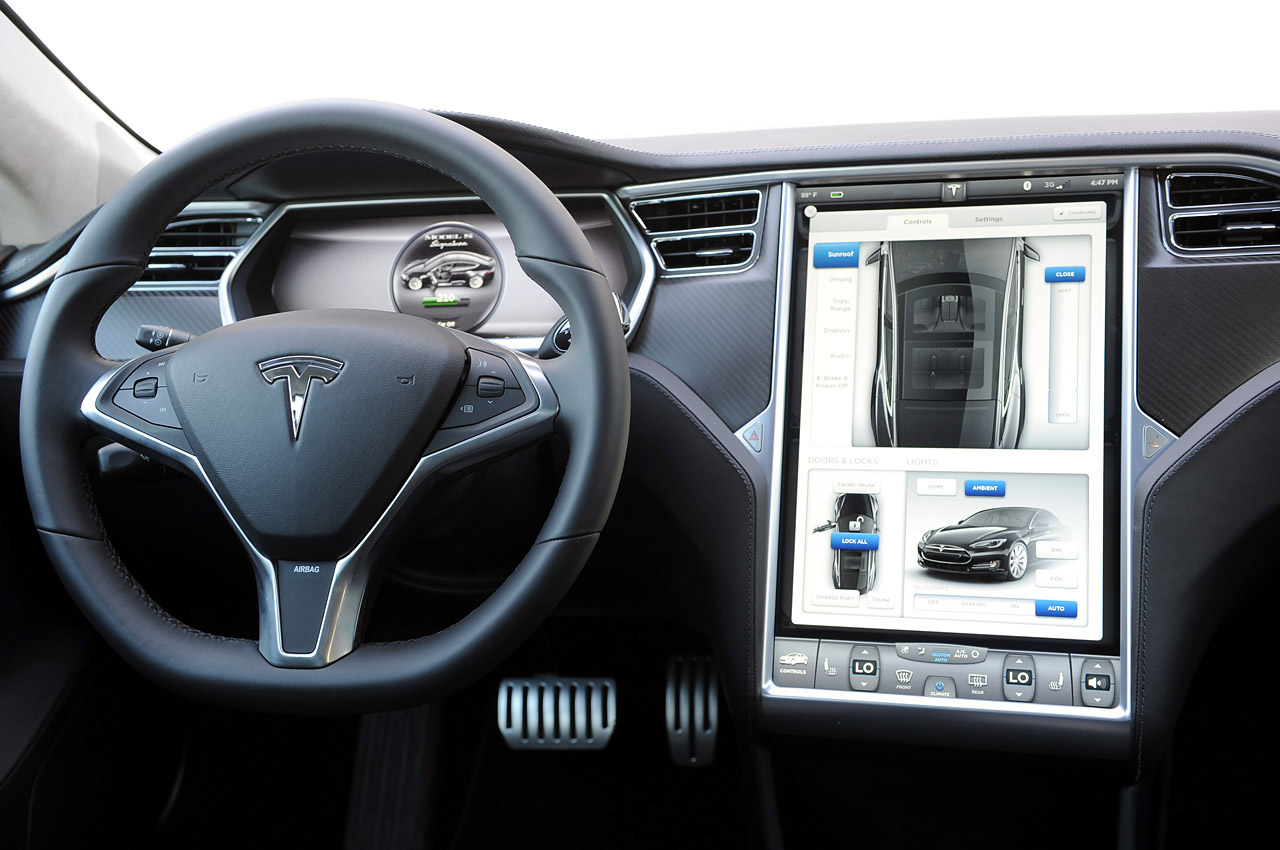 Tesla Model S Photo Gallery Autoblog