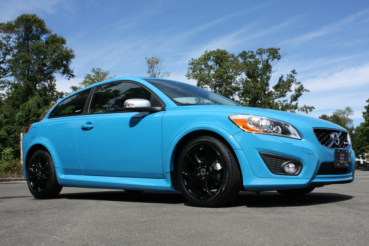 2013 Volvo C30 Polestar Limited Edition heads to U.S ...