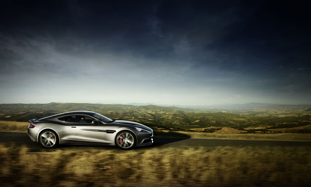 2013 Aston Martin Vanquish