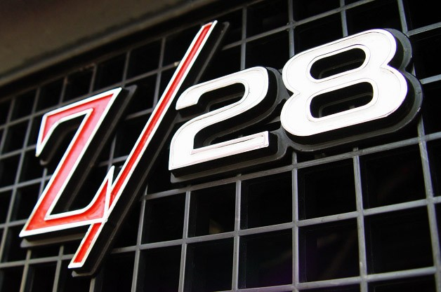 Z/28 Logo