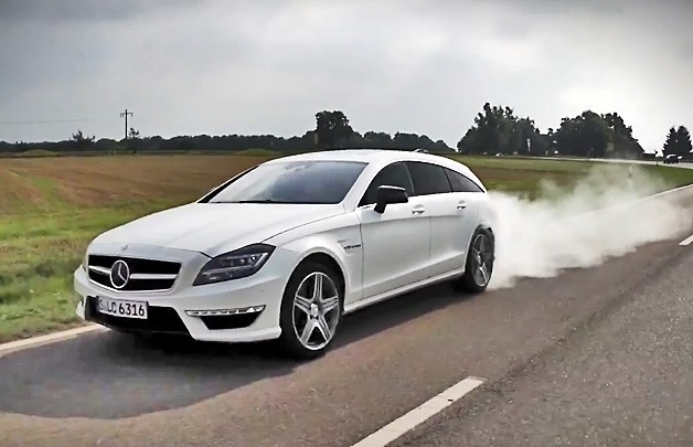 Chris Harris reviews Mercedes-Benz CLS Shooting Brake