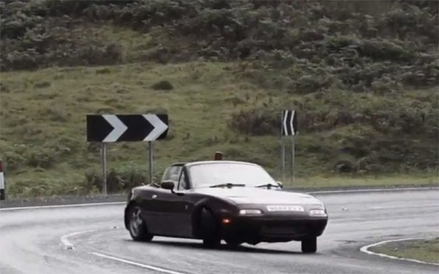 Chris Harris Mazda MX-5