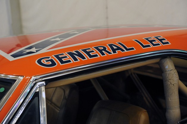General Lee roof graphic