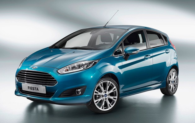 Refreshed 2013 Ford Fiesta revealed in Amsterdam [w/video] - Autoblog