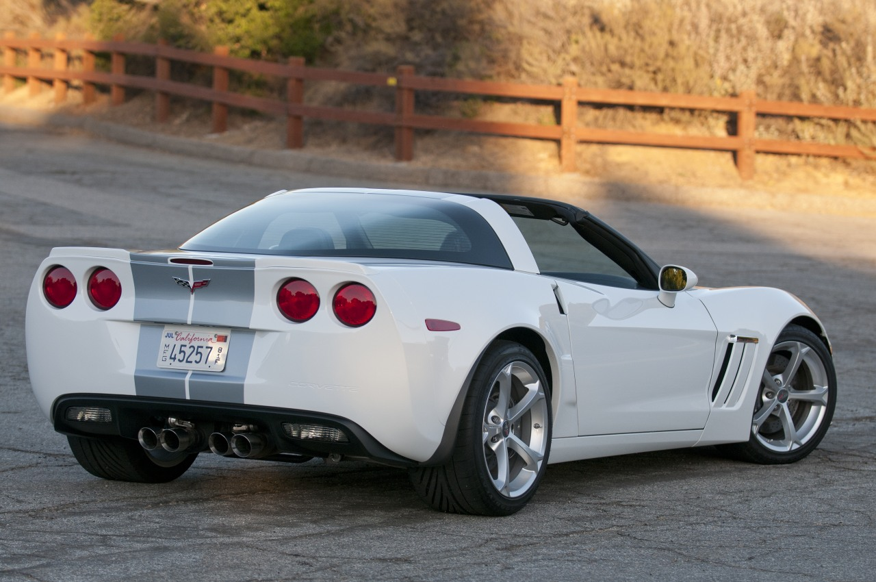 2013 Chevrolet Corvette Grand Sport Coupe Autoblog