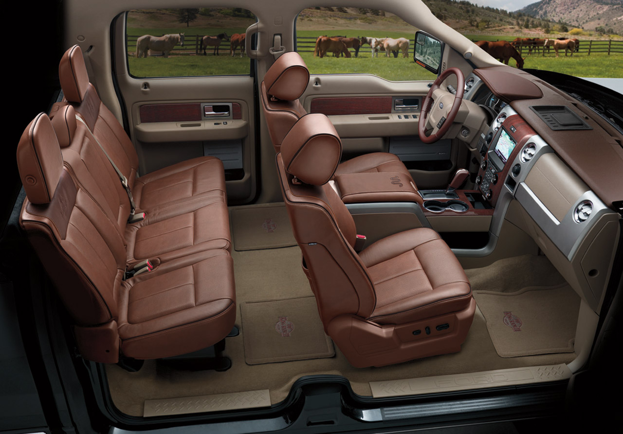 2016 Ford Bronco Towing Capacity