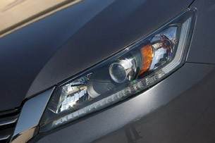 2013 Honda Accord Sport headlight