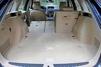 2014 BMW 3 Series Sports Wagon rear cargo area