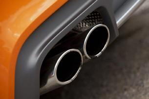 2012 Audi TTS exhaust tips