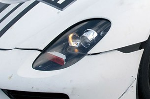 2014 Porsche 918 Spyder headlight