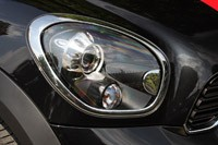 2013 Mini Countryman John Cooper Works All4 headlight