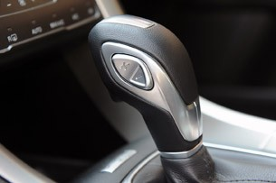 2013 Ford Fusion shifter