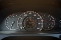 2013 Honda Accord Sport gauges
