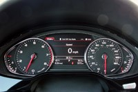 2013 Audi A8L 3.0T Quattro gauges