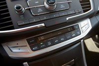 2013 Honda Accord Sport climate controls