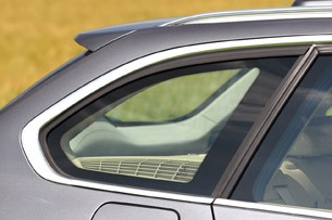 2014 BMW 3 Series Sports Wagon side window