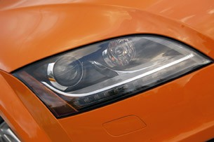 2012 Audi TTS headlight