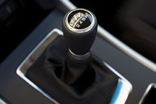 2013 Honda Accord Sport shifter