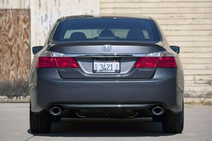 2013 Honda Accord Sport rear view
