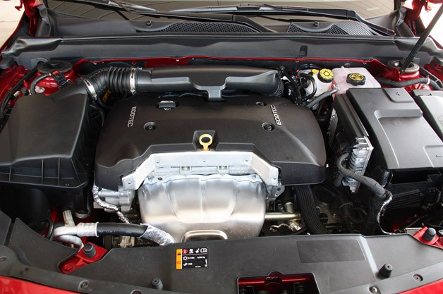 2013 Chevrolet Malibu 2.5 engine