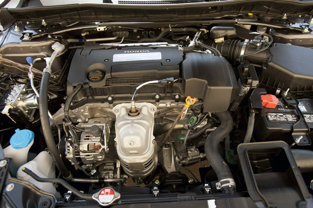 2013 Honda Accord Sport engine