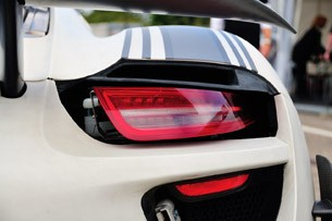 2014 Porsche 918 Spyder taillight