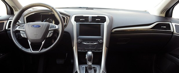 2013 Ford Fusion Interior ... Great Pictures