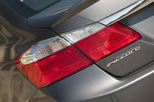 2013 Honda Accord Sport taillight