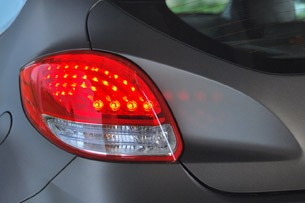 2013 Hyundai Veloster Turbo taillight