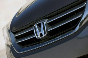 2013 Honda Accord Sport grille