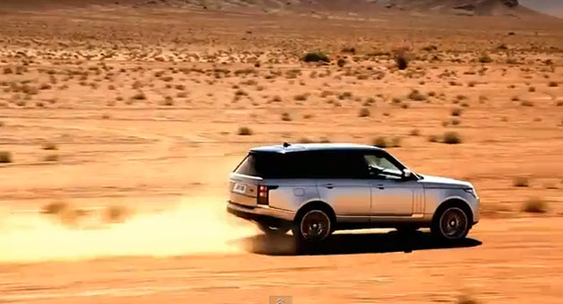 2013 Range Rover to begin over $110K in UK [w/video]