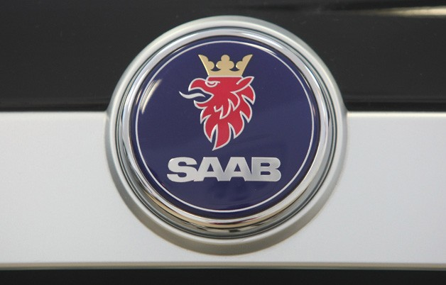Saab griffin emblem