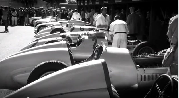 Silver Arrows at Goodwood